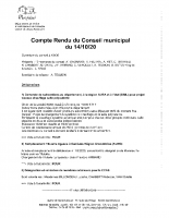 CR CM 14 octobre 2020