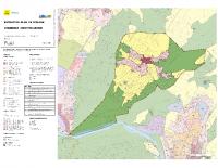 Plan de zonage Montchaboud